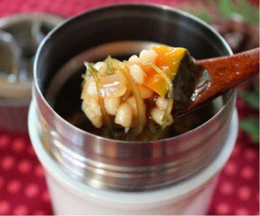 スープジャー弁当にもぴったり◎時短「リゾット」レシピ5選