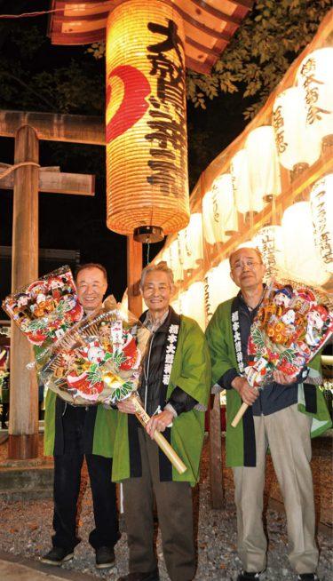 「コロナに負けるな」 大鷲神社で酉の市