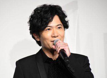 稲垣吾郎、『ばるぼら』愛の逃避行をする主人公に憧れ