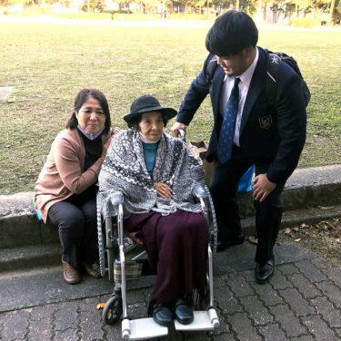 母代わりで育てた92歳祖母にラガーマンが感謝のプレー「ばあちゃんのおかげ」