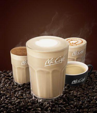 マクドナルド、McCaféをリニューアル! 全14商品がおいしくなって新登場