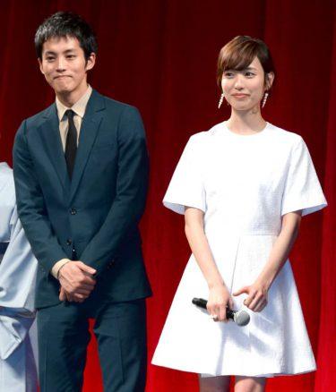 松坂桃李&戸田恵梨香 電撃結婚! 32歳同い年 2度の共演へてゴールイン