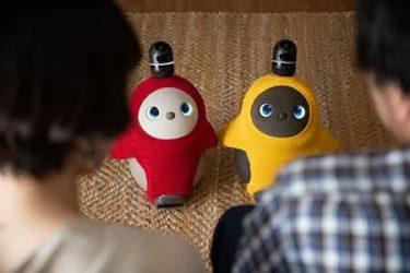 大人気の家族型ロボット「LOVOT」、ショップチャンネルで特別セットを期間限定販売