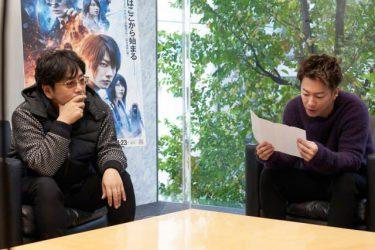 『るろうに剣心』原作の和月伸宏、佐藤健に感謝の手紙