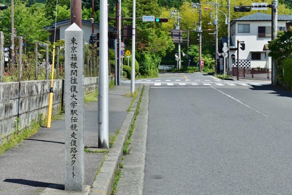 箱根駅伝のルール