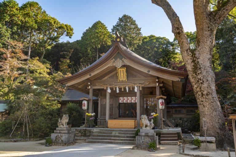 『鬼滅の刃』の元ネタ!?話題の『宝満宮竈門神社』をリサーチしてみました