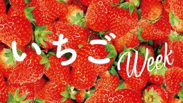 駅ナカで「いちごWeek」東京 品川 上野 日暮里 立川 大宮のエキュートで開催! 絶品スイーツ31品を一挙紹介!
