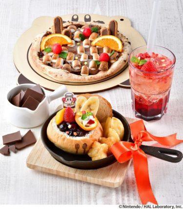 「カービィカフェ」でチョコレートとフルーツがいっぱいのフェア「Chocolate de PUPUPU」が1月15日より期間限定で開催!