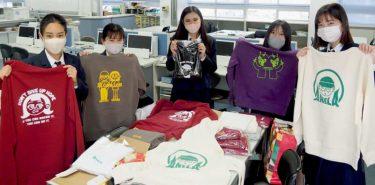 沖縄の高校生がファッションブランドを「起業」 校内でランウェイ 発売日に完売した服も
