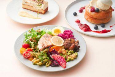 アトレ吉祥寺に自家製デリとパンケーキの「カフェ&ブックス ビブリオテーク」オープンへ