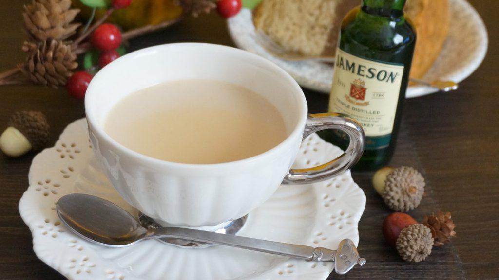 オトナの紅茶カクテル