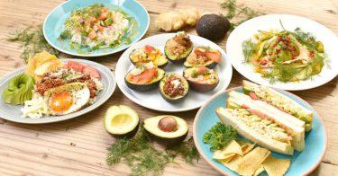 『アボカドとジンジャーと。』 「箱根そば」の小田急レストランシステムがデリバリー専門店を代々木にオープン