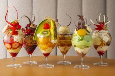 大阪のフルーツパーラーが作る「豪華すぎるパフェ」をチェック!