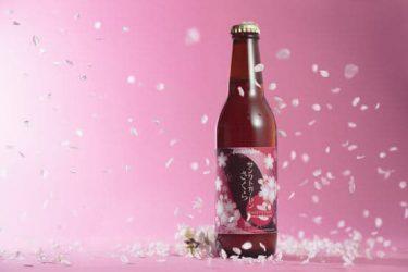 """満開の八重桜を使用!""""飲む桜餅""""ビール「サンクトガーレン さくら」25721"""