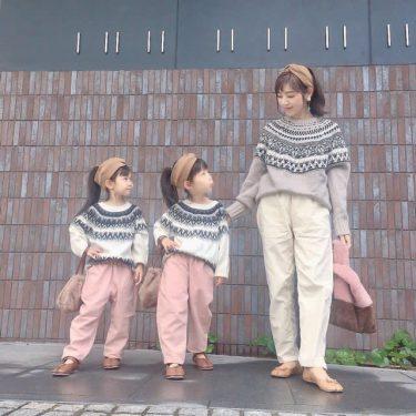 「おしゃれ親子コーデ」を作る4つのポイント♪ 家族でファッションを楽しもう!