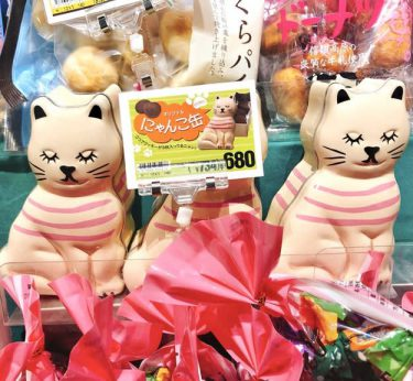 ネコ好きは必見!カルディの限定「そっけないネコ缶」がたまらなく可愛い…!