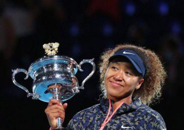 テニス=全豪2回目優勝の大坂、世界ランク2位浮上へ