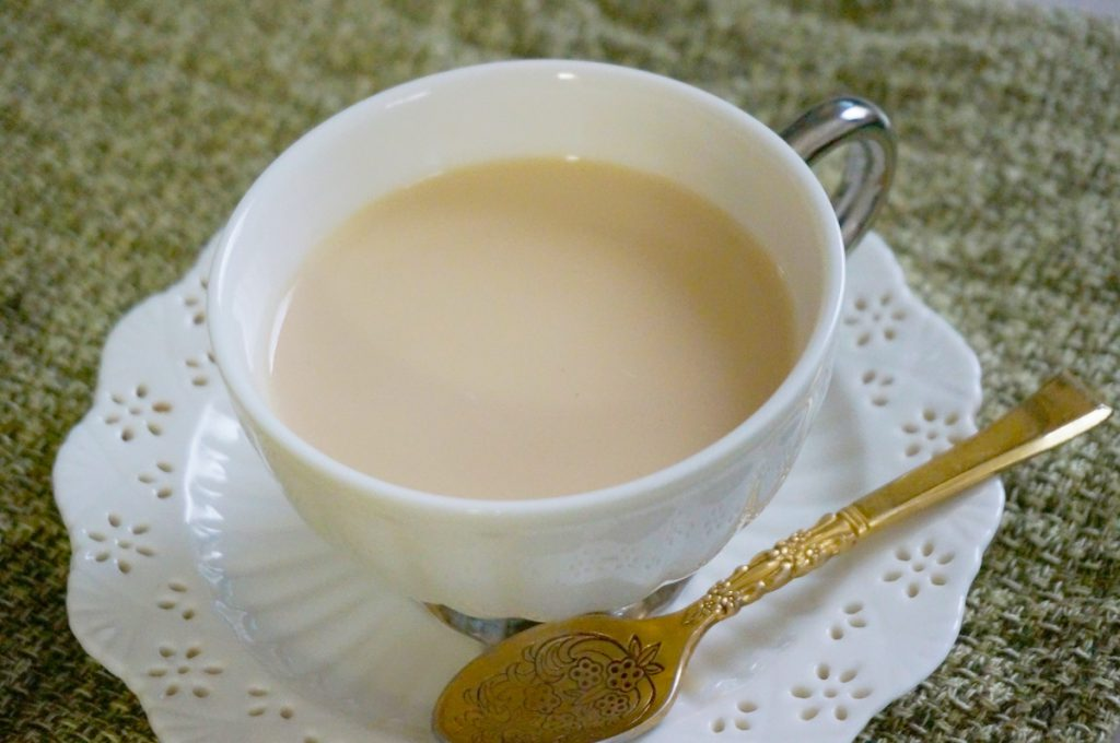 ミルクティーイメージ