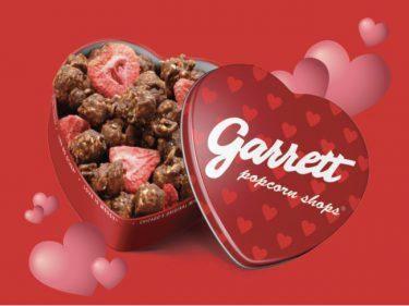 喜ばれること間違いなし!ギャレットポップコーンのバレンタイン限定商品を実際に食べてみました
