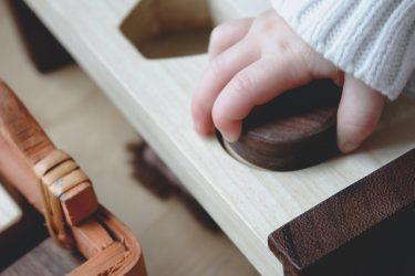 モンテッソーリ教育がスゴい!100均の材料で手作りおもちゃ(教具)を作ってみました