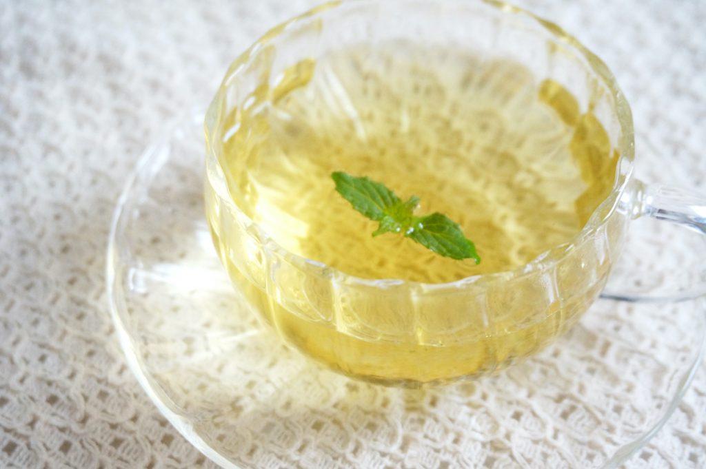 花粉症に効くお茶(ハーブティー)イメージ