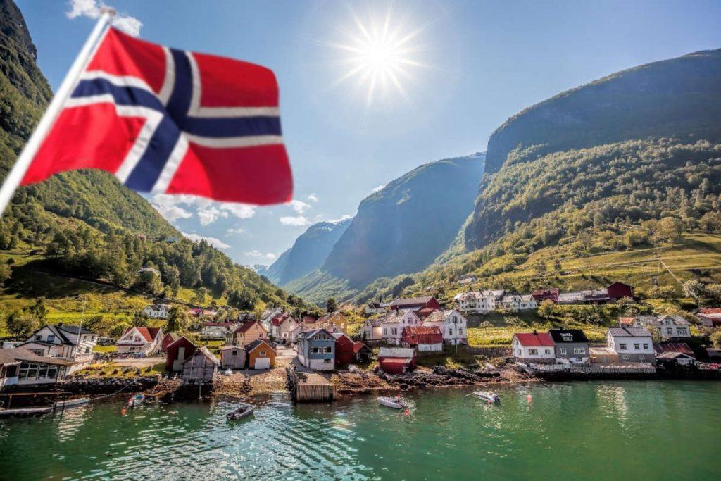 コストコサーモンの産地「ノルウェー」のイメージ