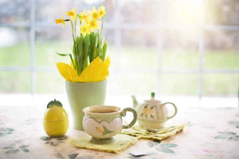 紅茶の種類のひとつ「フレーバードティー」イメージ