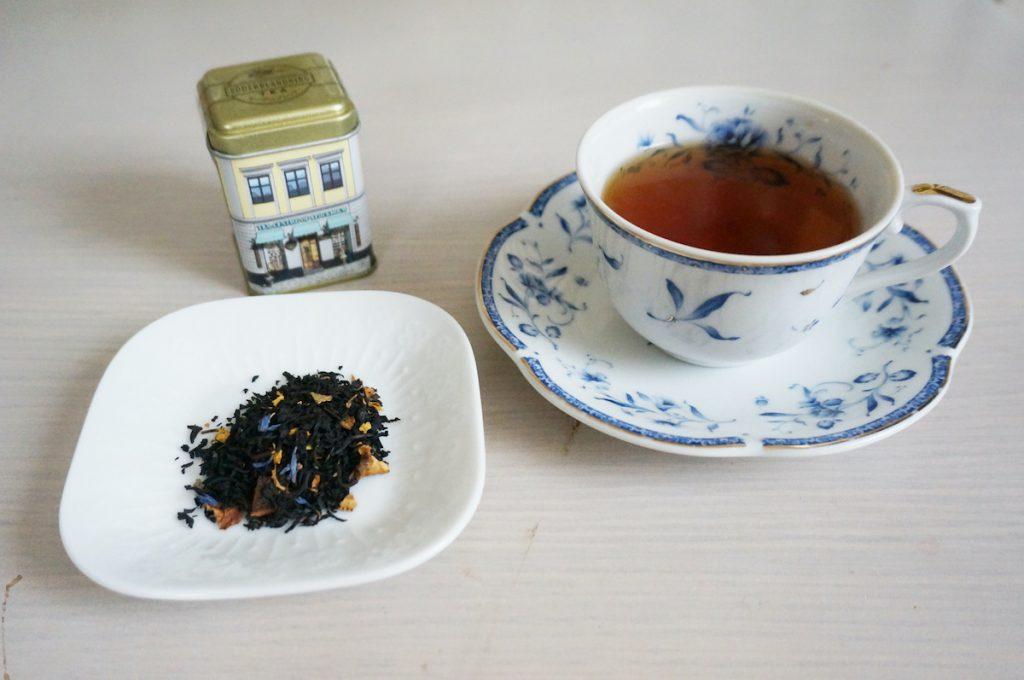 おすすめのフレーバードティー「北欧紅茶」の「セーデルブレンド」
