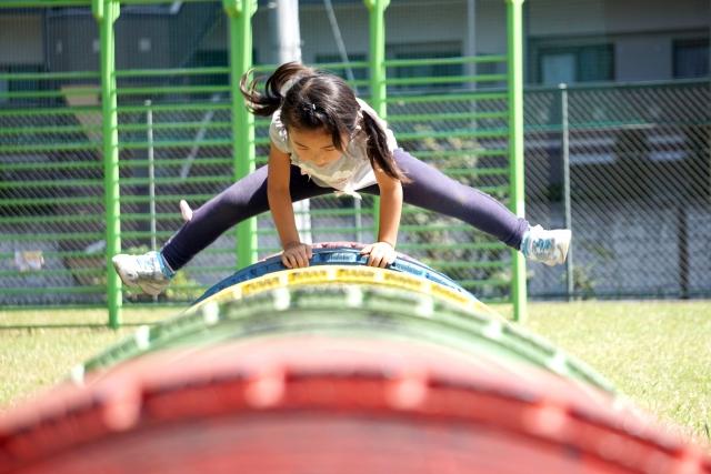 子供の習い事「体操教室」イメージ