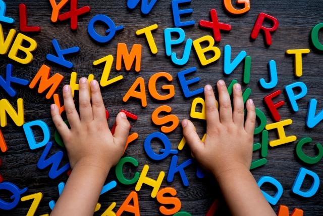 子供の習い事「英語・英会話」イメージ