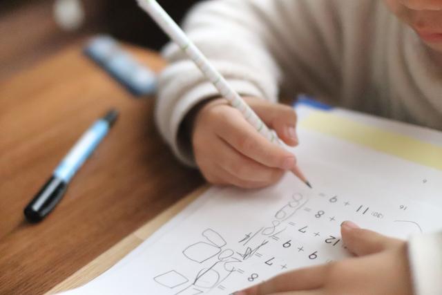 子供の習い事「塾・通信教育」