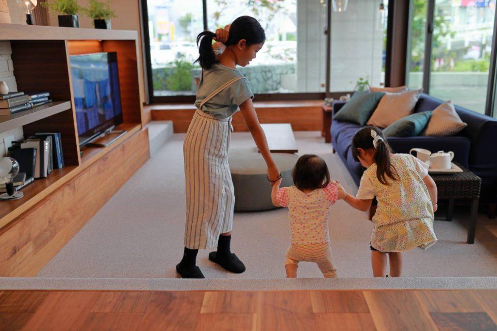 【子育てがしやすい住居・間取りの条件6】子どもの生活音対策