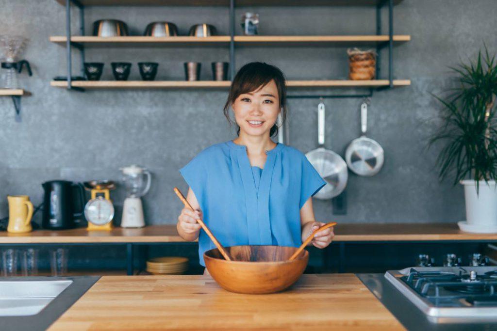 注文住宅におけるシステムキッチンの選び方・決め方