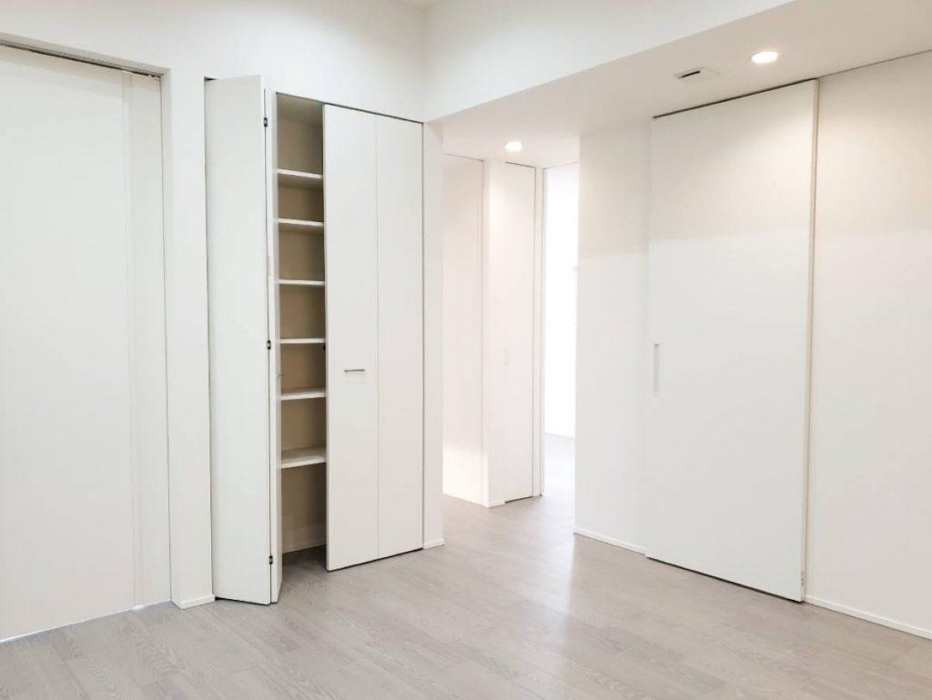 【子育てがしやすい住居・間取りの条件1】収納が適材適所にある