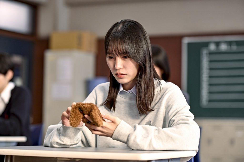 『ドラゴン桜2』第7話の早瀬奈緒(南沙良)