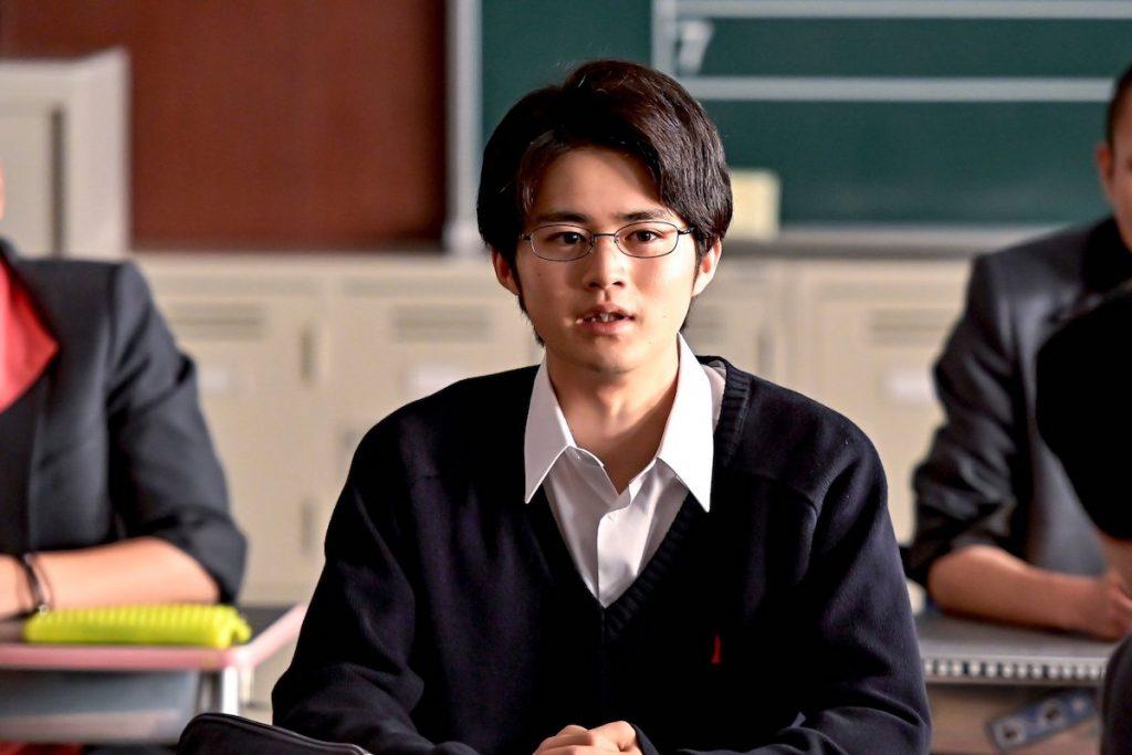 ドラゴン桜第9話に登場する藤井遼(鈴鹿央士)