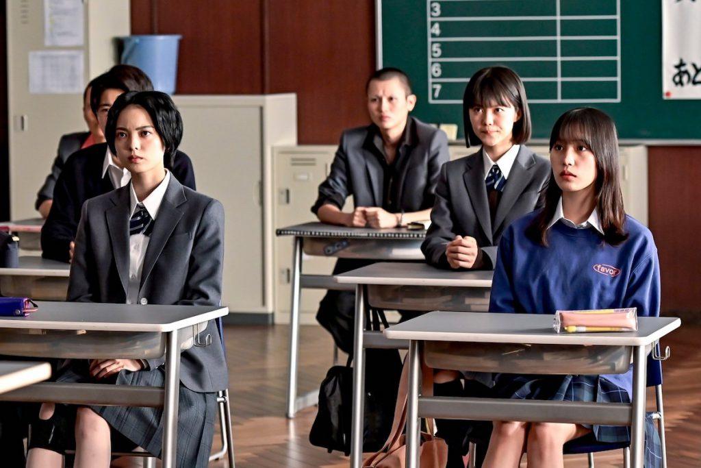ドラゴン桜第9話の東大専科生徒たちのイメージ