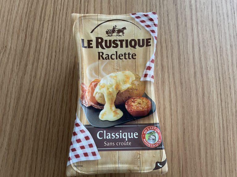 コストコのラクレットチーズ