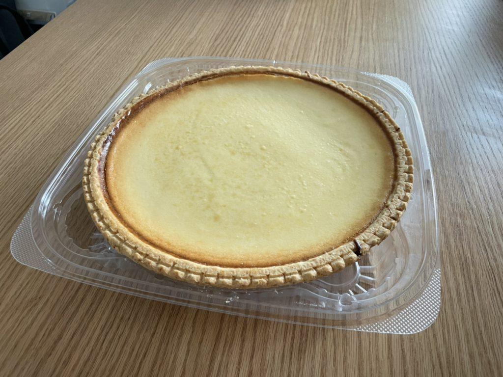 カロリーが気になるけどやっぱり食べたい!コストコのチーズケーキ「トリプルチーズタルト」