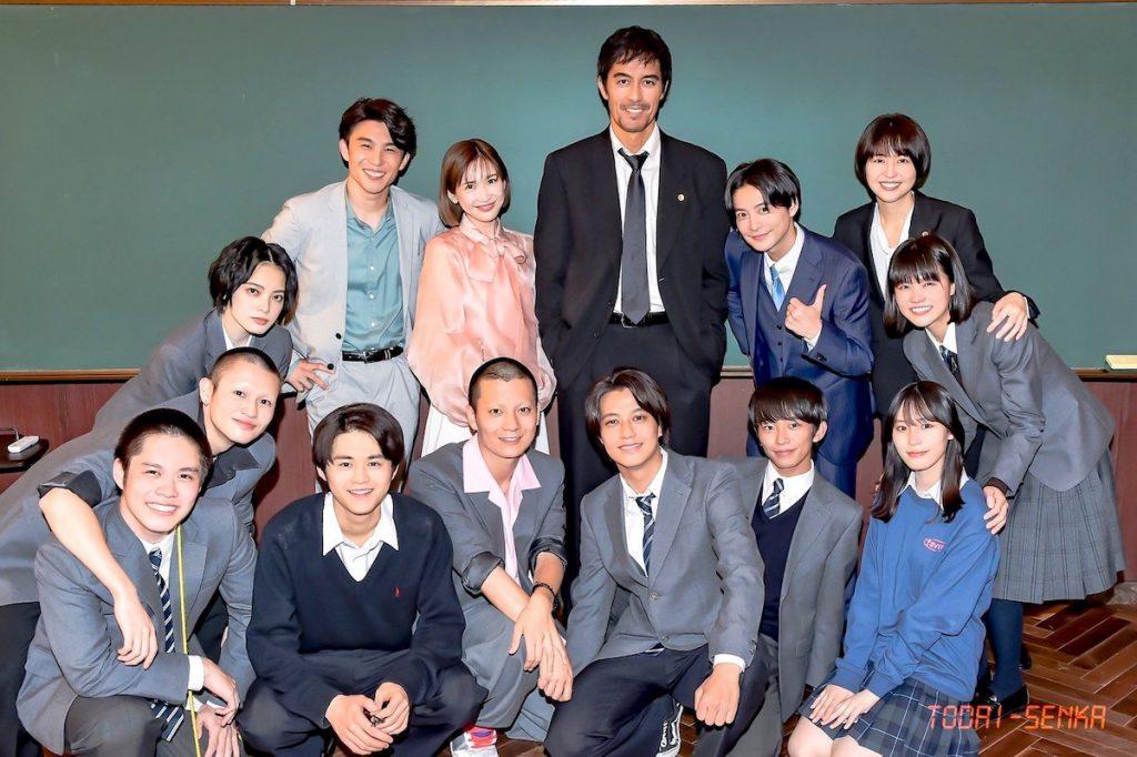 ドラゴン桜2最終回出演の生徒と元生徒たち