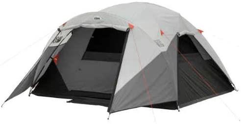 ファミキャン初心者におすすめの高コスパモデル「Core:6人用ブロックアウト光遮断テント」