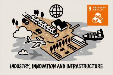 SDGs目標9「産業と技術革新の基盤を作ろう」 | 現状とその取り組み・私たちにできること