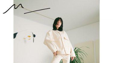 MOUSSYからサステナブルな新ライン「M_」が誕生。やさしくなれる心地よい服へ