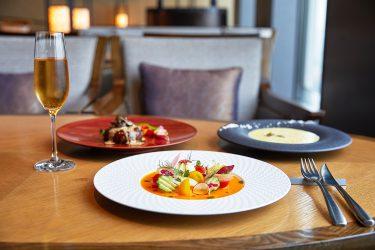 品川プリンスホテルの女性料理人が提案するヴィーガンコースはいかが?