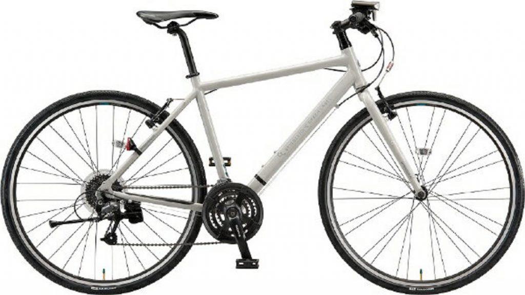 クロスバイクの自転車通勤ダイエット