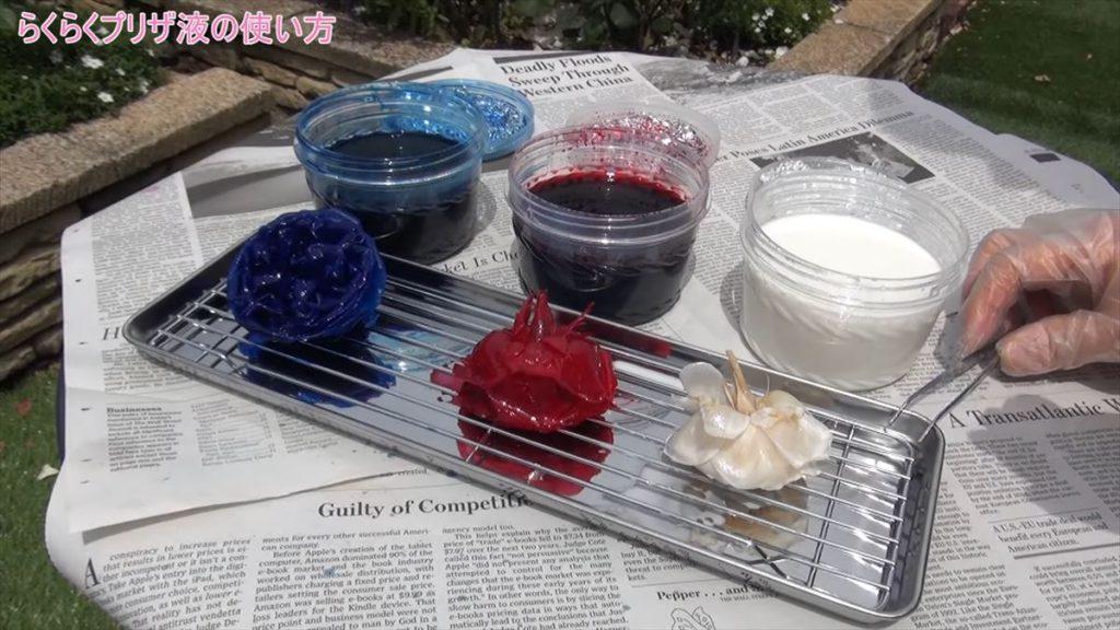 プリザーブドフラワー 作り方 乾燥