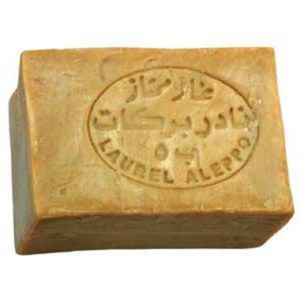 シルクロード時代から愛される無添加石鹸:アレッポの石鹸職人から「オリーブとローレルの石鹸」